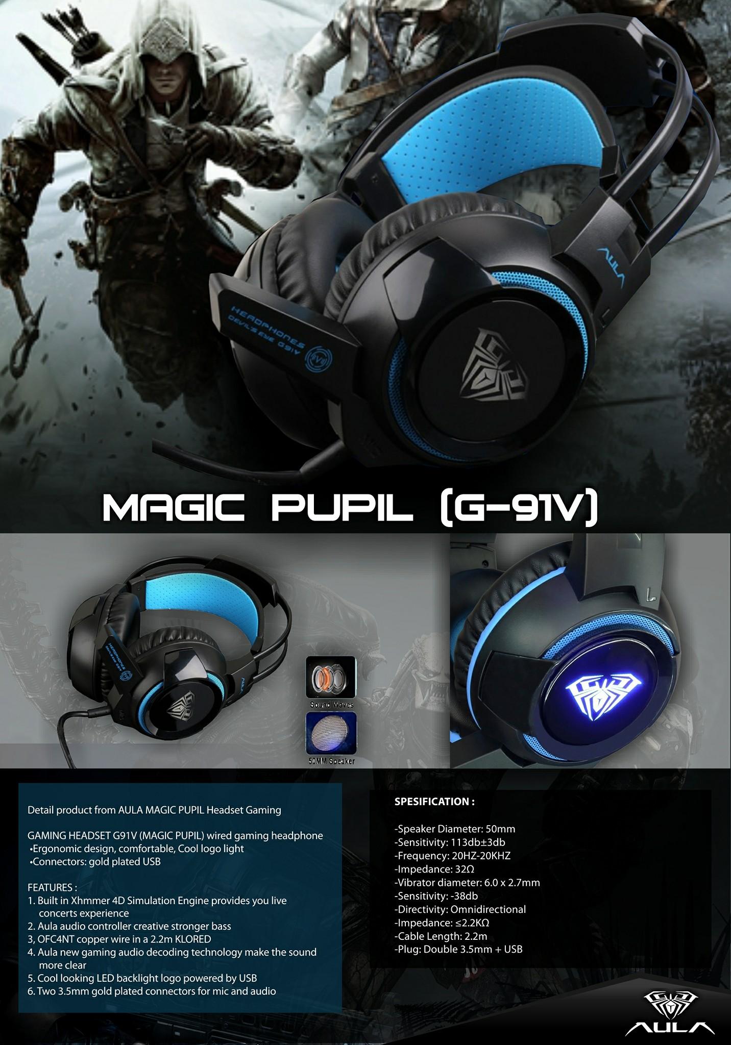 AULA G91v PRODUCT SHOWCASE